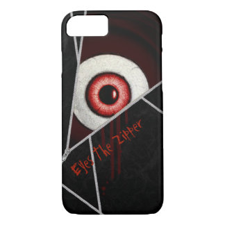 Eyes The Zipper iPhone 8/7 Case