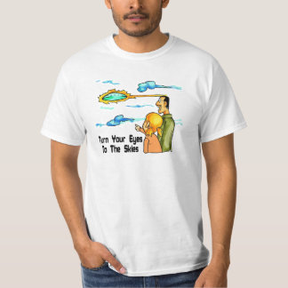 Eyes To The Skies T-Shirt