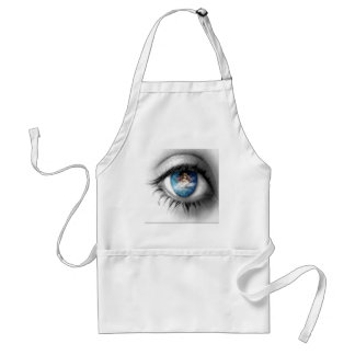 Eyes to the Soul Standard Apron