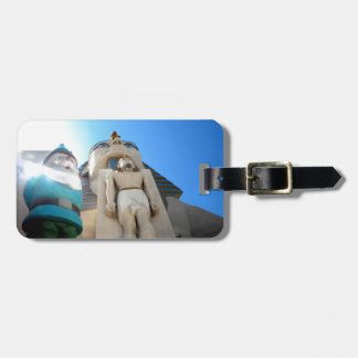 Eygpt Gnome Luggage Tag
