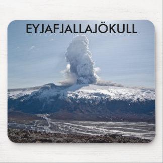 Eyjafjallajokull mousepad