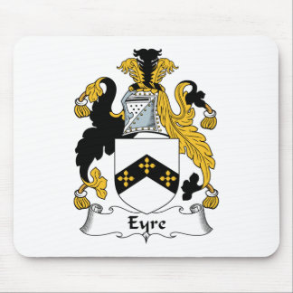 Eyre Family Crest Mouse Pad