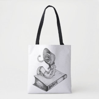 Eyre Worm Tote Bag