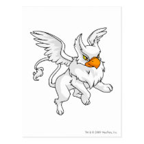 Eyrie White postcards
