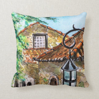 EZE SOUVENIR CUSHION