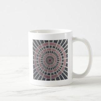 ezekiel's wheel coffee mug