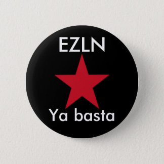 EZLN flair 6 Cm Round Badge