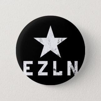 EZLN Zapatista Button