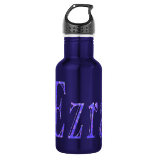 Ezra, Name _Logo, 532 Ml Water Bottle