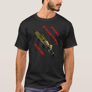 F105 Fighter Jock T-Shirt