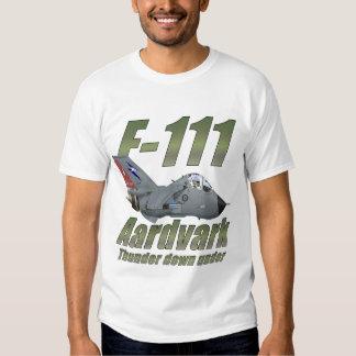 F111 Down UnderTee Shirts