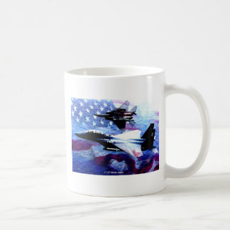 F15 Strike Eagle 1 Coffee Mug