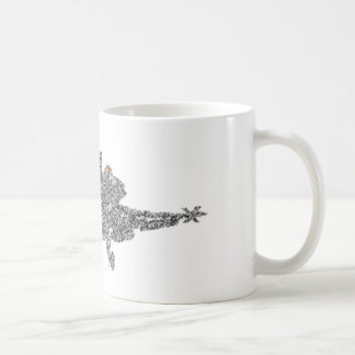 F18 Hornet Fighter Jet - Static - Coffee Mug
