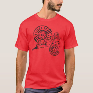 F19 Pin Up - One Color T-Shirt
