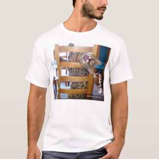 F1 Savannah Cat Happy Shirt