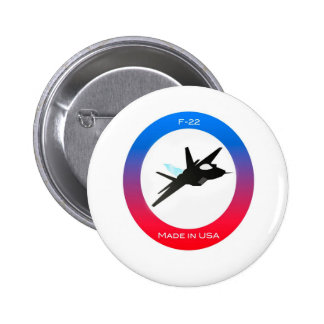 f22 Aircraft Pin