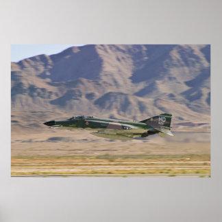 F4 Phantom Low Pass Poster