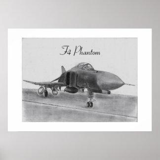 F4 Phantom print