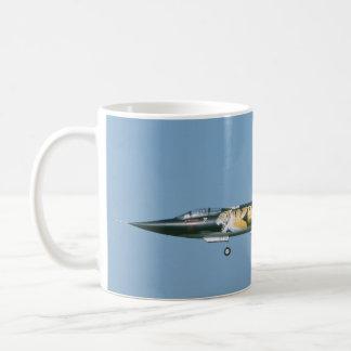 F 104S Italian Air Force NTM 1988 Coffee Mug