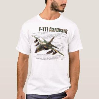 """F-111 Aardvark"" T-shirt"