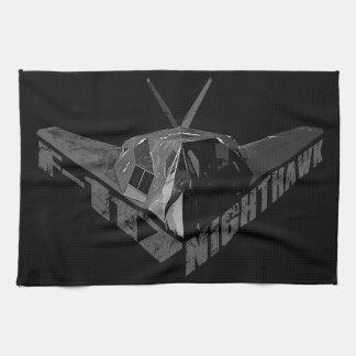 F-117 Nighthawk Kitchen Towels