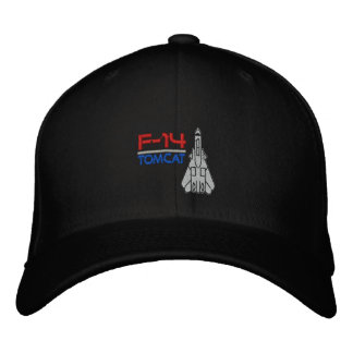 F-14 Tomcat Embroidered Hat