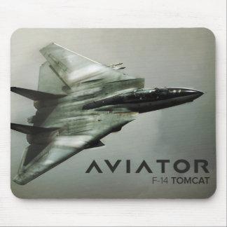 F-14 Tomcat Jet Fighter Mouse Pad