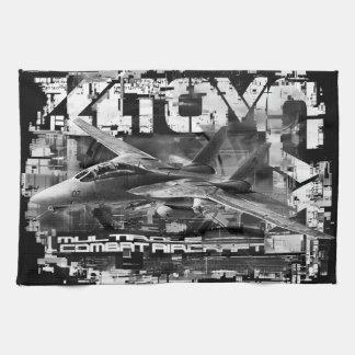 """F-14 Tomcat Kitchen Towel 16"""" x 24"""" Kitchen Towels"""