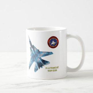 F-14 Tomcat Top Gun Coffee Mugs
