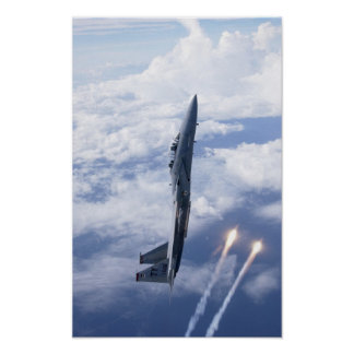 F-15 Eagle Poster