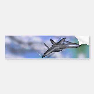 F-15 Fighter Bumper Sticker