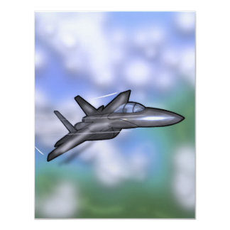 F-15 Fighter Card