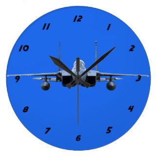 F-15C Eagle Clock