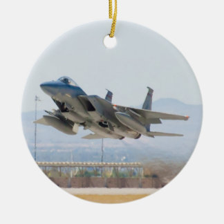 F-15C Eagle Take Off Ornament