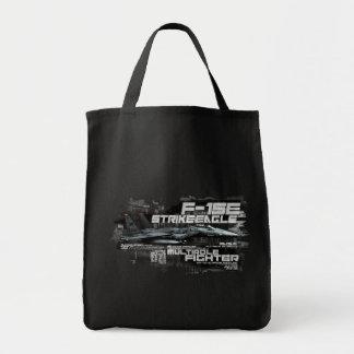 F-15E Strike Eagle  Grocery Tote Grocery Tote Bag