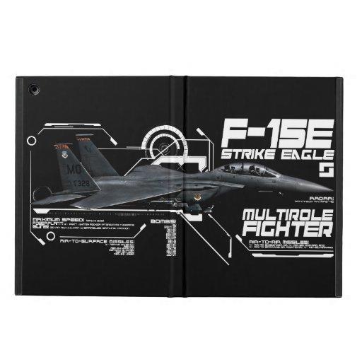 F-15E Strike Eagle iPad Air Case