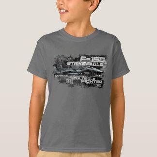F-15E Strike Eagle  Kids' Basic Hanes Tagless Com T-Shirt