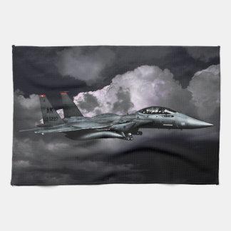 F-15E Strike Eagle  Kitchen Towels
