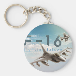 F-16 Fighting Falcon Key Ring