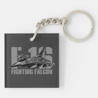 F-16 Fighting Falcon Acrylic Key Chains