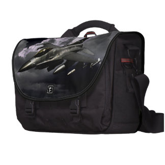 F-16 Fighting Falcon Laptop Bags