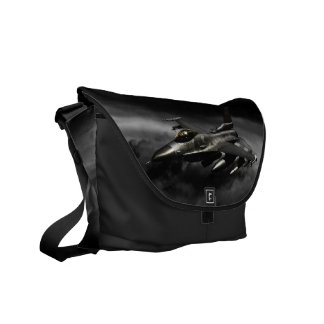 F-16 Fighting Falcon Courier Bags