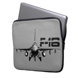 F-16 Fighting Falcon Neoprene Laptop Sleeve 13 in