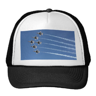 F-16 Thunderbirds Delta Formation Cap