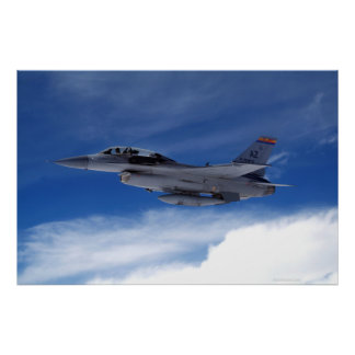 F-16 Two Seater Print