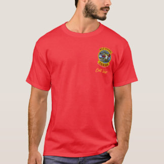F-16 Wild Weasel (dark shirt) T-Shirt