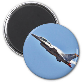 F 16s Jets Fighters Airplanes Magnet