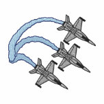 F-18 Formation Polo Shirts