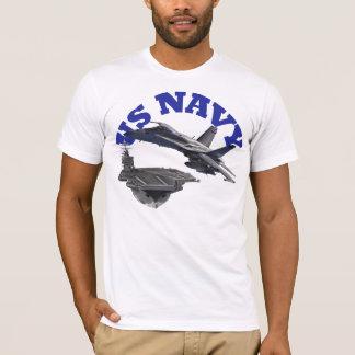 F 18 Hornet and the USS Truman T-Shirt