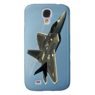 F-22 Fighter Jet Galaxy S4 Cases